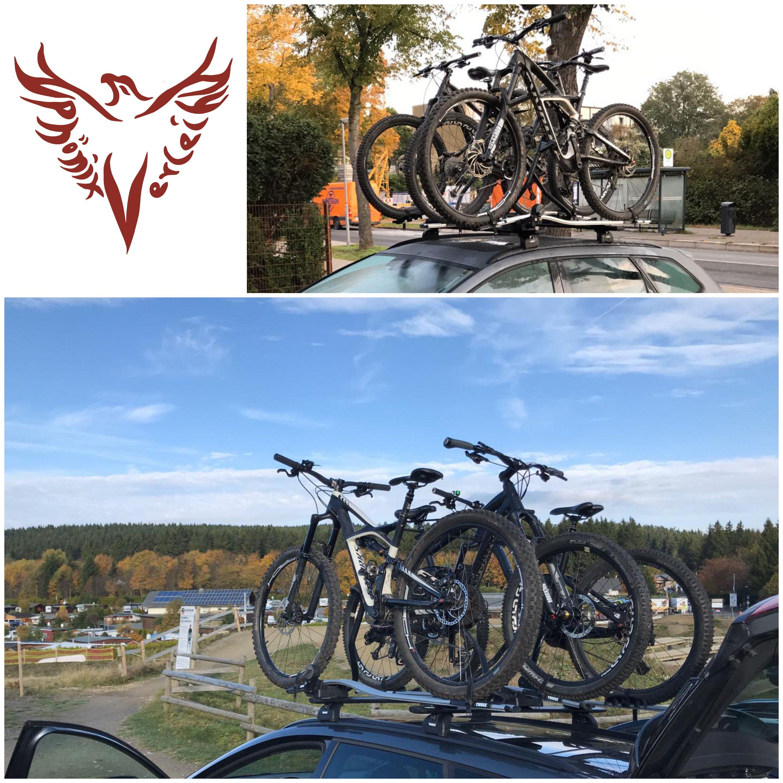 Fahrradträger Thule ProRide 591 / 598 mieten