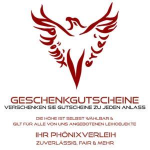 Phönix-Verleih Gutschein kaufen
