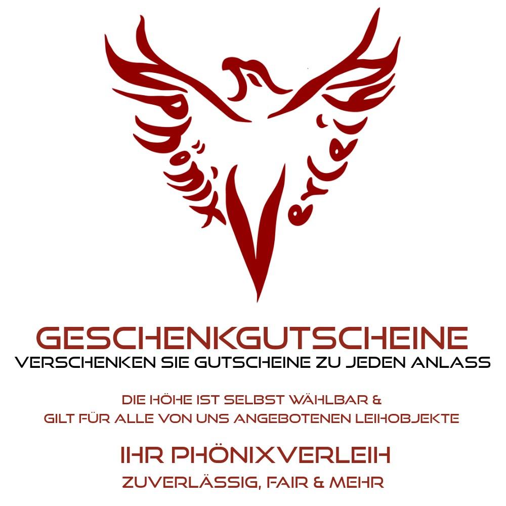 Gutschein Phönix-Verleih