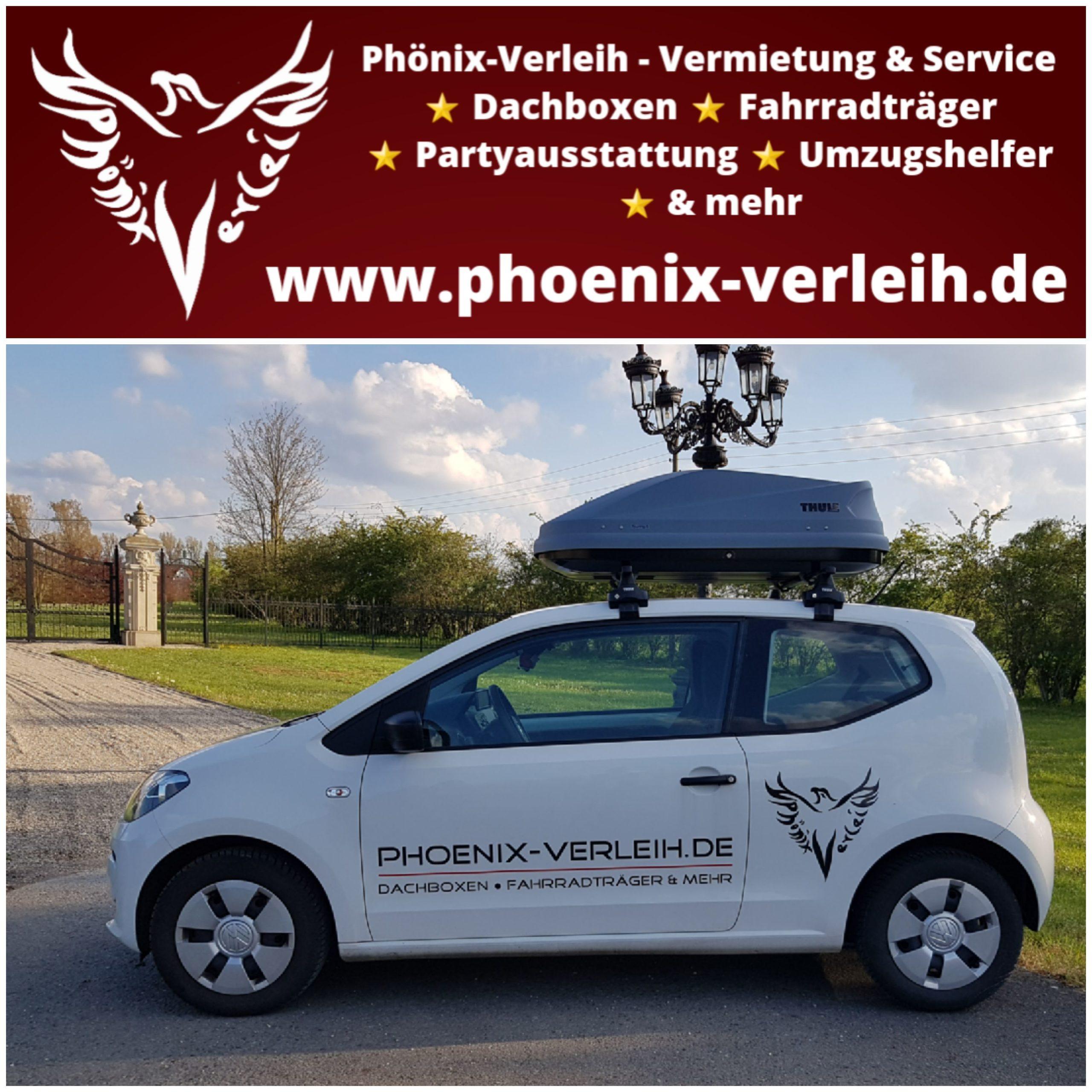 Phoenix-Verleih-Vermietung-Service-zuverlässig-fair-leihen-Dachbox-Thule-Touring-S-mieten-NRW- Kreis-Wesel-Rheinberg-1